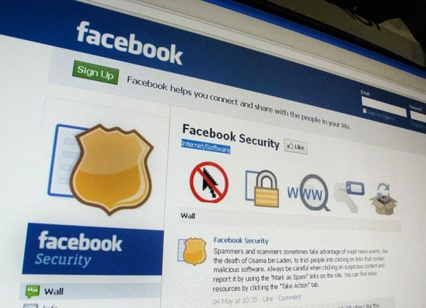 Minh họa: Hướng dẫn bảo mật thông tin người dùng trên Facebook.