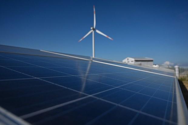 Tập đoàn Gicon của Đức và Viện Nghiên cứu dầu khí Việt Nam hợp tác về năng lượng tái tạo