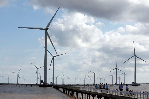 Gia Lai: phạt ba doanh nghiệp điện gió vì sử dụng lao động Trung Quốc bất hợp pháp
