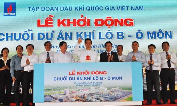 Những hy vọng về dự án khí đốt ngoài khơi khổng lồ của Việt Nam