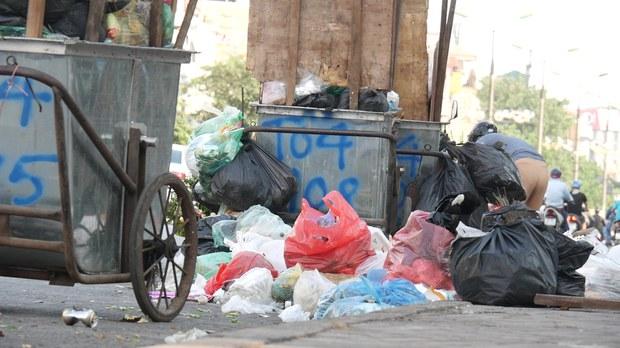 rác thải