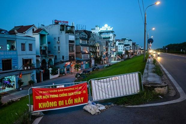 Hà Nội tiếp tục giãn cách xã hội từ ngày 6 đến ngày 21 tháng 9
