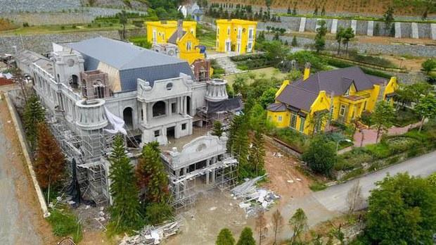 UBND Thành phố Hà Nội yêu cầu huyện Sóc Sơn báo cáo việc phá rừng xây biệt thự