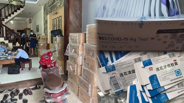 TPHCMphát hiện nhiều vụ kinh doanh trang thiết bị y tế không rõ nguồn gốc