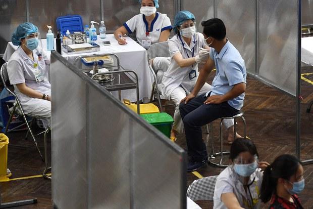 TP HCM nhận thêm một triệu liều vắc-xin Sinopharm
