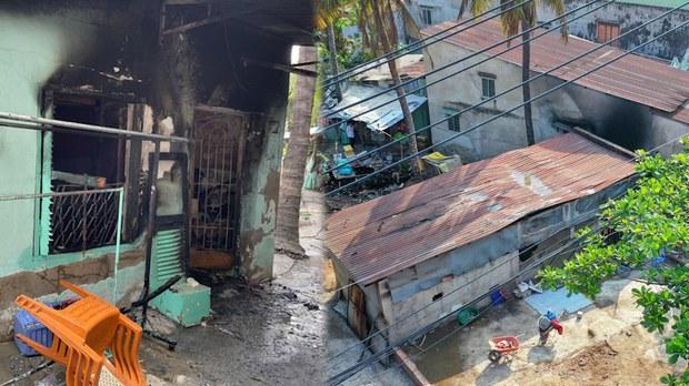 Cháy nhà tại thành phố Thủ Đức khiến 6 người trong gia đình thiệt mạng