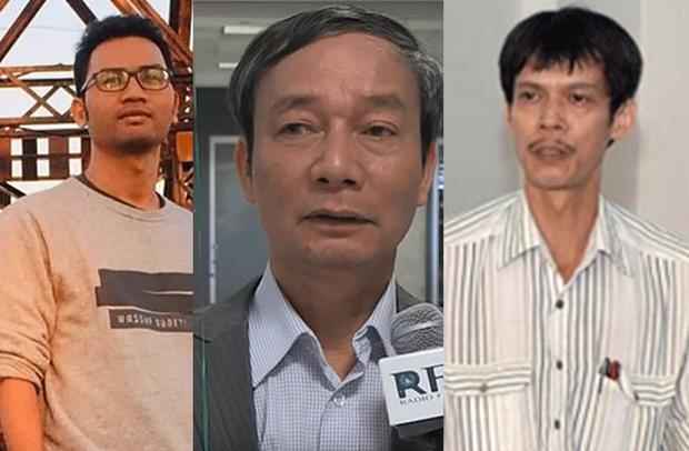 Theo dõi Nhân quyền Quốc tế lên tiếng về phiên xử đối với 3 nhà báo độc lập