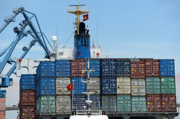 Xuất nhập khẩu Việt Nam tăng mạnh trong năm 2020