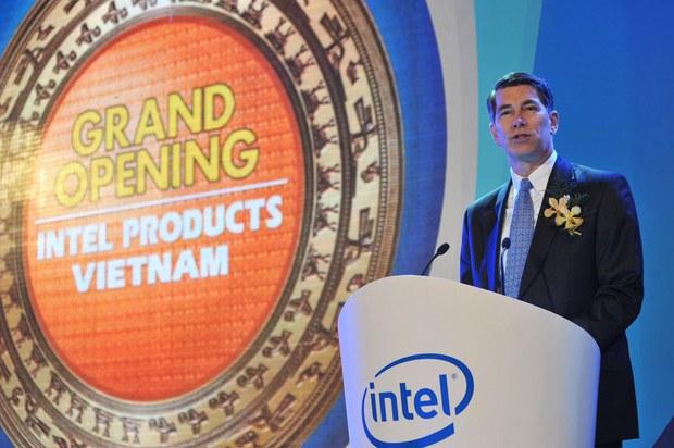 Intel đầu tư thêm gần 500 triệu USD vào Việt Nam