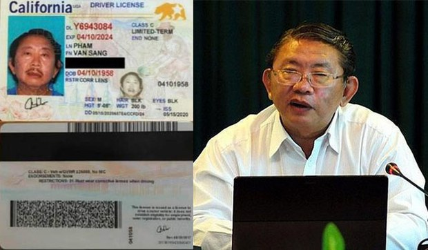 Truy nã quốc tế Cựu Giám đốc Sở Khoa học – Công nghệ tỉnh Đồng Nai