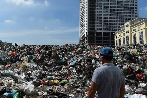 Nhật Bản sẽ giúp Việt Nam xây dựng các quy định pháp luật về quản lý rác thải