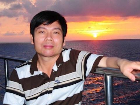 Nhà báo Nguyễn Hoài Nam