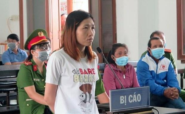 """Nhà báo Tuyết Diệu bị xử 8 năm tù vì """"chống nhà nước"""" trong phiên tòa không có bị hại"""