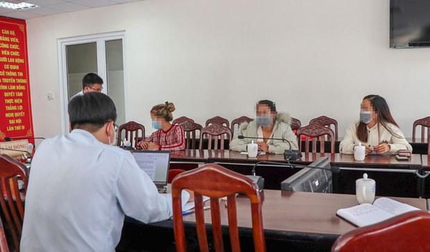 Lâm Đồng phạt 30 triệu đồng ba người đưa tin sai về dịch COVID-19 trên mạng xã hội
