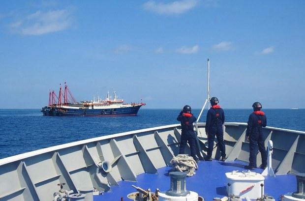 """Việt Nam phản ứng trước tin gần 300 tàu """"dân quân biển"""" của Trung Quốc trở lại Biển Đông"""