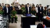 Phiên xử các thành viên Hội Anh Em Dân Chủ ở Hà Nội hôm 5/4/2018