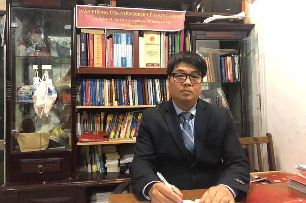 Ông Lê Trọng Hùng từ chối nhận quà thăm nuôi, gia đình nghi ông đang tuyệt thực