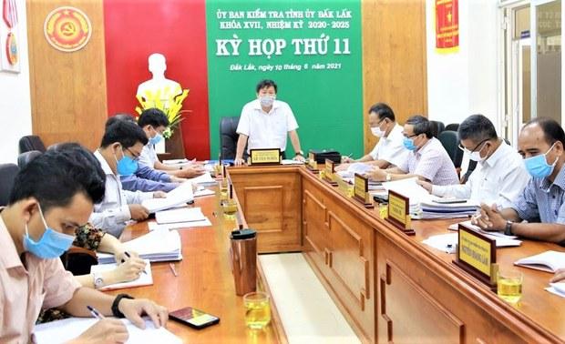 Nhiều lãnh đạo huyện ở Đắk Lắk bị kỷ luật vì sai phạm trong quản lý đất đai