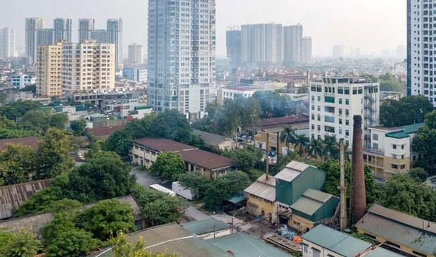 Bộ Xây dựng: đề án di dời các cơ sở ô nhiễm tại Hà Nội gặp nhiều khó khăn