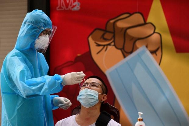 Bộ Y tế VN chối trách nhiệm về 150 ngàn ca COVID-19 ở TPHCM không được cập nhật