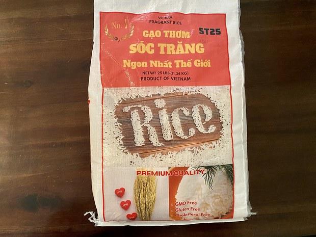Bộ Công Thương: ông Cua cần khẩn trương giành lại thương hiệu gạo ST25 ở Mỹ