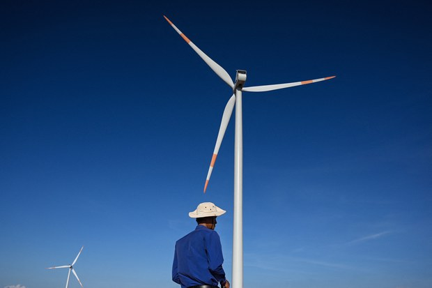 Dự án điện gió Mitsubishi tại Lào sẽ cung cấp điện cho Việt Nam