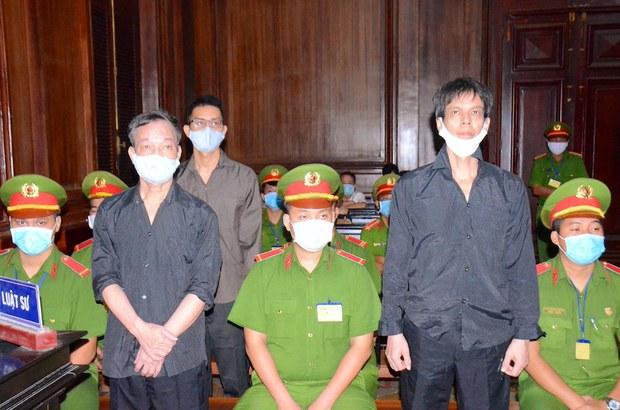 Thêm 3 tổ chức lên án việc kết án 3 nhà báo độc lập tại Việt Nam