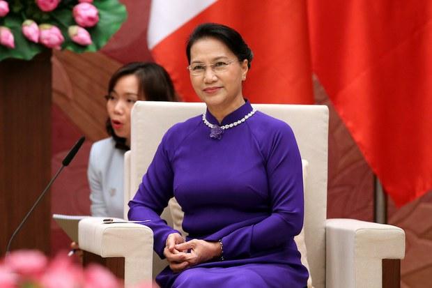 Miễn nhiệm Chủ tịch Quốc hội Nguyễn Thị Kim Ngân, chuẩn bị bầu ông Vương Đình Huệ