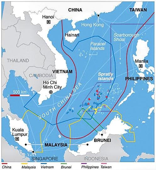 Image result for Bàn đồ Bien Dong