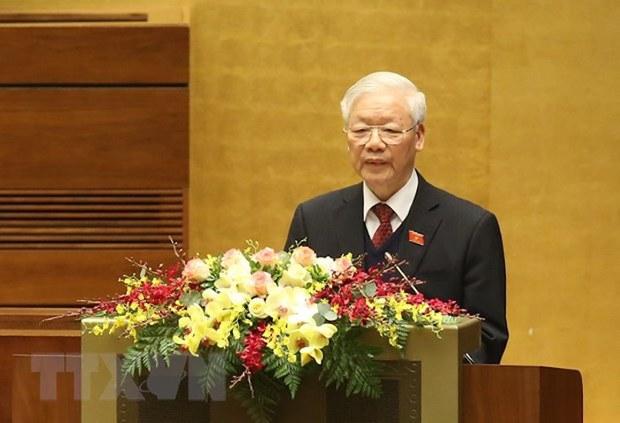 Ông Nguyễn Phú Trọng thừa nhận Việt Nam đã không lên tiếng về các sự cố ở Biển Đông vì tế nhị