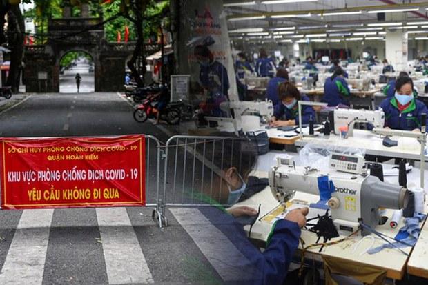 COVID-19: Hơn 28 triệu lao động bị ảnh hưởng việc làm, thu nhập giảm mạnh trong quý 3