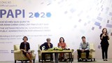 Công bố chỉ số PAPI 2020: kiểm soát tham nhũng có cải thiện