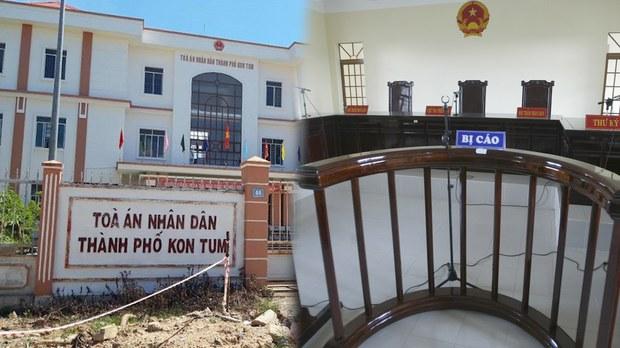 Thẩm phán Toà án Nhân dân TP Kon Tum bị bắt vì nhận hối lộ