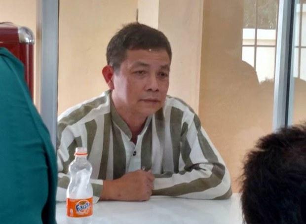 Gia đình: Đại sứ quán Mỹ cho biết Trại 6 đưa TNLT Trần Huỳnh Duy Thức cấp cứu sau nhiều ngày tuyệt thực