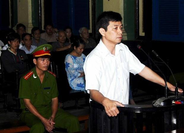 Tù nhân lương tâm Trần Huỳnh Duy Thức lại bắt đầu đợt tuyệt thực mới đã 42 ngày