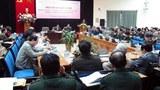 """Các đại biểu dự Hội thảo khoa học phòng, chống """"tự diễn biến"""", """"tự chuyển hóa"""" trong cán bộ, đảng viên ngày 27/12/2012"""