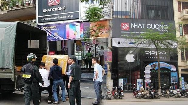 Viện kiểm sát Hà Nội kháng nghị khoản bồi thường 221 tỉ của Nhật Cường Mobile