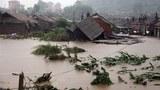 Lũ lụt tại 4 tỉnh miền Trung
