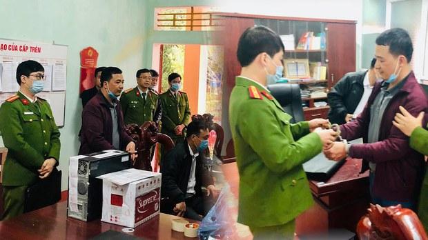 Hiệu trưởng bị bắt vì chiếm đoạt tiền bảo hiểm của học sinh và giáo viên