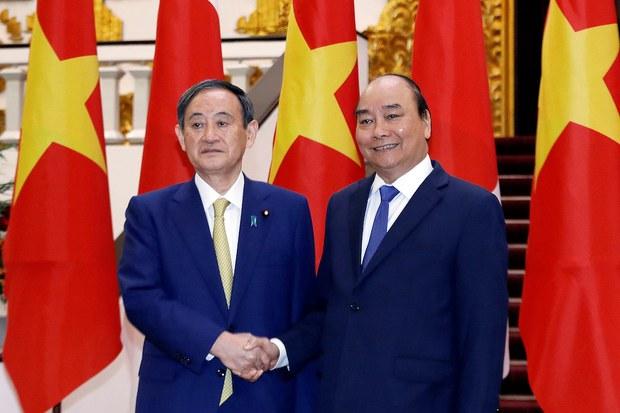 Thủ tướng Nhật nói Tokyo phản đối sự quyết đoán của Bắc Kinh tại Biển Đông