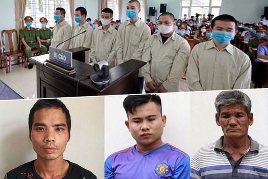 Các đối tượng tổ chức đưa người Trung Quốc nhập cảnh trái phép vào VN & xuất cảnh sang Campuchia bị công an bắt giữ (Hình minh hoạ)