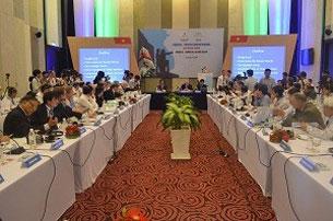 Hội thảo quốc tế về Hoàng Sa-Trường Sa tổ chức tại Đà Nẵng vào ngày 21/6, hội tụ được nhiều học giả, chuyên gia quốc tế về Biển Đông.