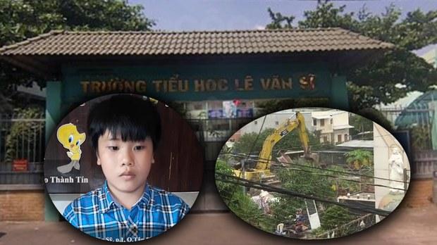 Chính quyền Quận Tân Bình bắt các trường  học tuyên truyền về vụ cưỡng chế vườn rau Lộc Hưng