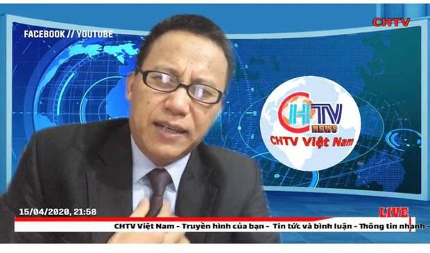 Phóng viên Không Biên giới kêu gọi Việt Nam trả tự do cho ông Lê Văn Dũng