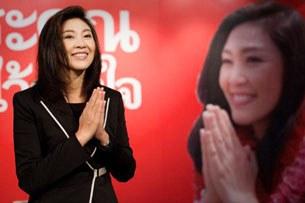Nữ Thủ tướng Thái Lan, bà  Yingluck Shinawatra