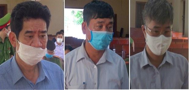 Thanh Hóa: Lãnh đạo xã Vĩnh Thịnh bị bắt do lập hồ sơ khống