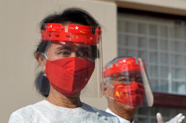 Phản ứng của Việt Nam về tình hình Myanmar