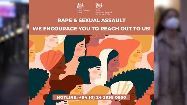 Đại sứ quán Anh cảnh báo về tình trạng tấn công tình dục người nước ngoài gia tăng tại Hà Nội