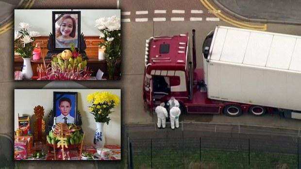 Vụ 39 người Việt chết ở Anh: bị cáo phải bồi thường cho gia đình nạn nhân