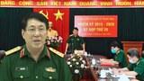 Đại tướng Lương Cường tại kỳ họp lần thứ 20 của Uỷ ban Kiểm tra Quân uỷ Trung ương.